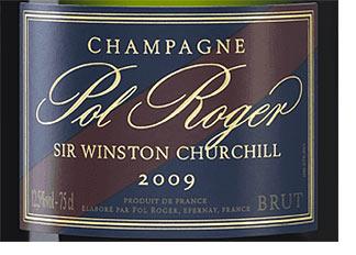 2009 Pol Roger Winston