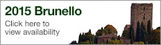 2015 Brunello en primeur
