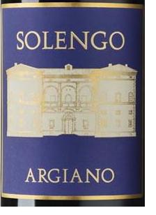 2016 Argiano Solengo