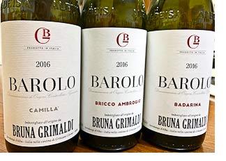 2016 Bruna Grimaldi Barolo