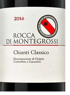 2016 Rocca di Montegrossi Chianti