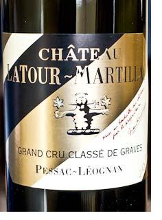 2018 Latour-Martillac Rouge