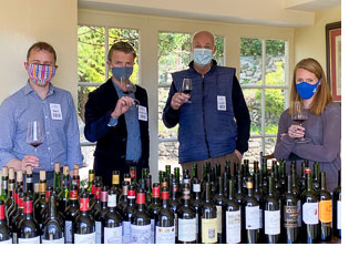 Uncorked tasting Bordeaux 2020