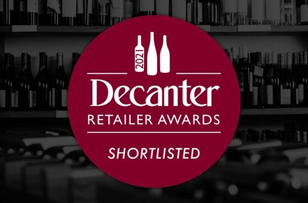 Decanter Awards 2021 Shortlist