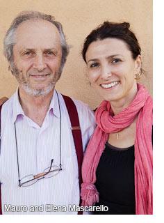 Mauro and Elena Mascarello