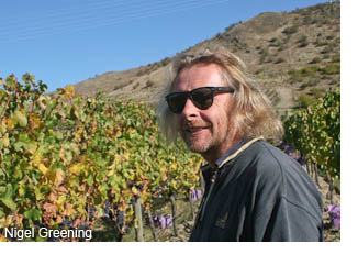 Nigel Greening of Felton Road