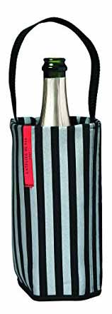 L`Atelier du Vin striped wine cooler bag