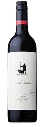 2013 Jim Barry The McRae Wood Shiraz