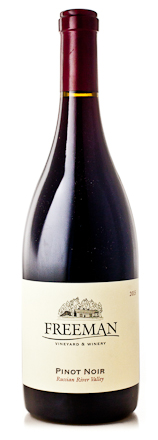 2015 Freeman Pinot Noir Russian River Valley