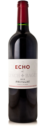 2016 Echo de Lynch-Bages (Pauillac)