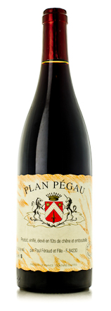 Image result for Domaine Du Pegau Plan Pegau NV