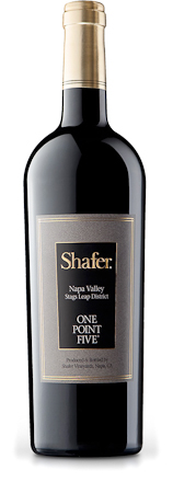 2015 Shafer One Point Five Cabernet