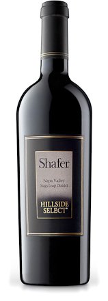 2010 Shafer Hillside Select Cabernet