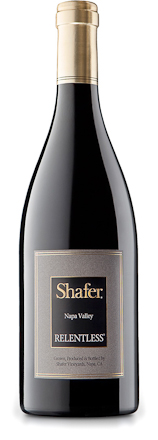 2015 Shafer Relentless (Syrah/Petite Syrah)