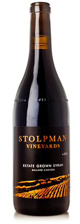 2016 Stolpman Estate Syrah