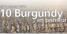 Colin's 2010 Burgundy blog