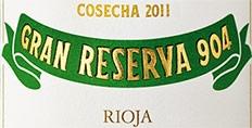 2011 La Rioja Alta Gran Reserva 904
