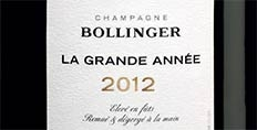2012 Bollinger La Grande Annee