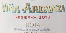 2012 La Rioja Alta Viña Ardanza