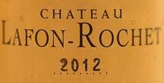 2012 Lafon-Rochet, Pape-Clements