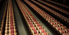 The barrel cellar at Chateau Montrose