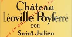 2011 Leoville-Poyferre