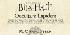 2013 Chapoutier Bila-Haut Occultum Lapidem