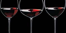 Riedel Vinum Riesling - Pinot Noir - Cabernet/Merlot