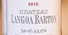 2015 Langoa-Barton