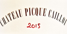 2015 Chateau Picque Caillou