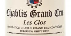 Chablis Grand Crus Les Clos