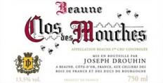 2016 Drouhin Clos Des Mouches
