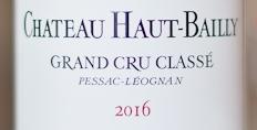 2016 Haut-Bailly