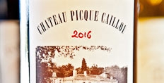2016 Picque  Caillou
