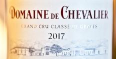 2017 Domaine de Chevalier