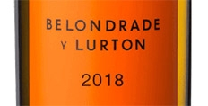 2018 Belondrade y Lurton