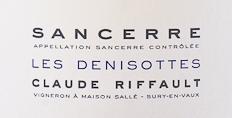 2019 Claude Riffault Sancerre Denisottes