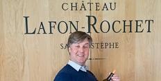 Basile Tesseron of Lafon-Rochet