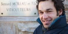 Benoit Moreau of Bernard Moreau in Chassagne-Montrachet