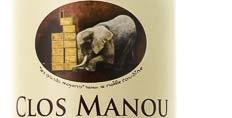 2014 Clos Manou en primeur