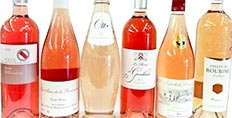 End of season rosé sale