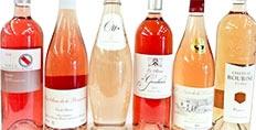 End of season rosé sale