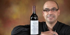 Javier Ausas, the winemaker at Vega Sicilia